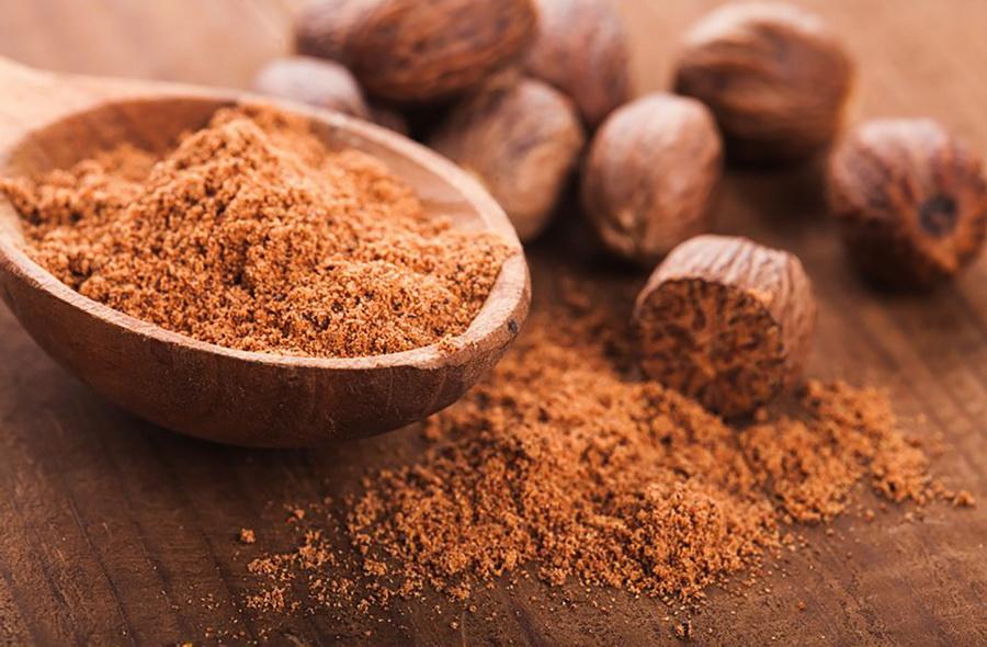 Мускатный орех | 10 специй, которые могут заменить лекарства | Zestradar
