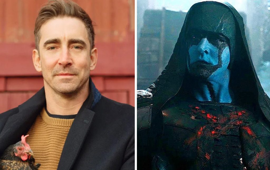 Ronan the Accuser (Guardians of the Galaxy) | 10 Frightening Movie Villains Who Look Gorgeous In Real Life | Zestradar
