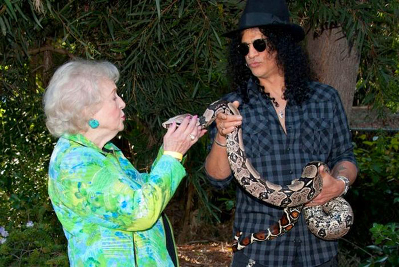 Slash – Pythons | Kristen Stewart – Wolf | 10 Celebrities With Truly Weird Pets | Zestradar