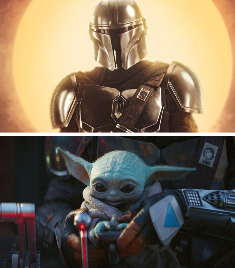 The Mandalorian | 10 Visually Stunning Sci-Fi TV Shows You Need To Watch In 2020 | Zestradar