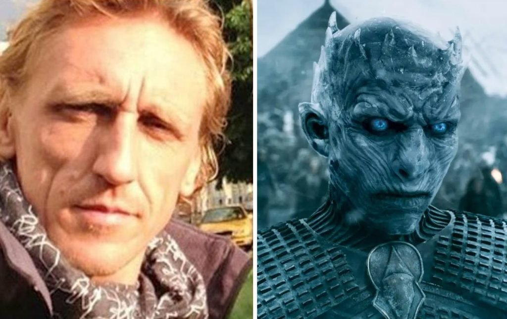 The Night King (Game of Thrones) | 10 Frightening Movie Villains Who Look Gorgeous In Real Life | Zestradar