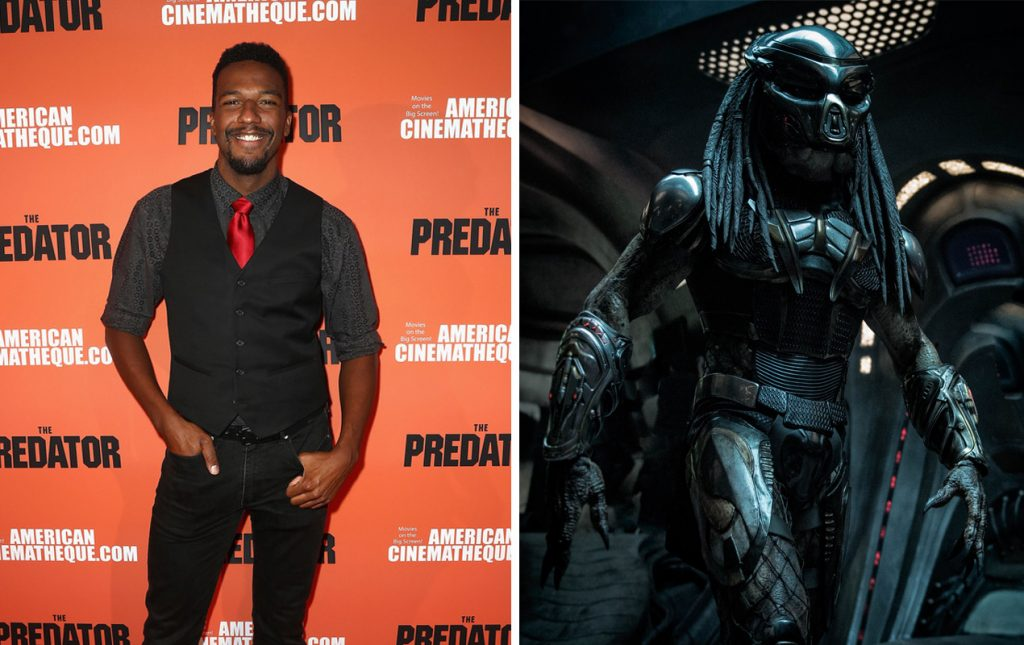 The Predator | 10 Frightening Movie Villains Who Look Gorgeous In Real Life | Zestradar