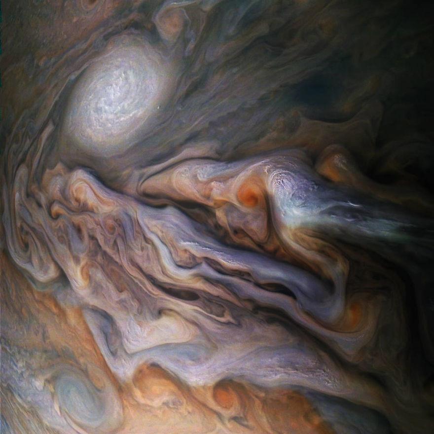 Овие нови фотографии од Јупитер се апсолутно надреални # 2 | Мозок бобинки