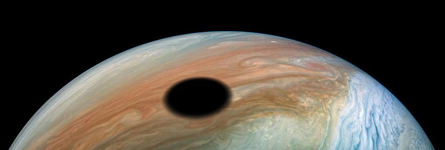Овие нови фотографии од Јупитер се апсолутно надреални # 4 | Мозок бобинки