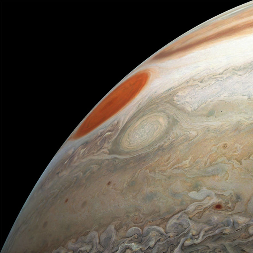 These New Photos of Jupiter Are Absolutely Surreal #6   Brain Berries