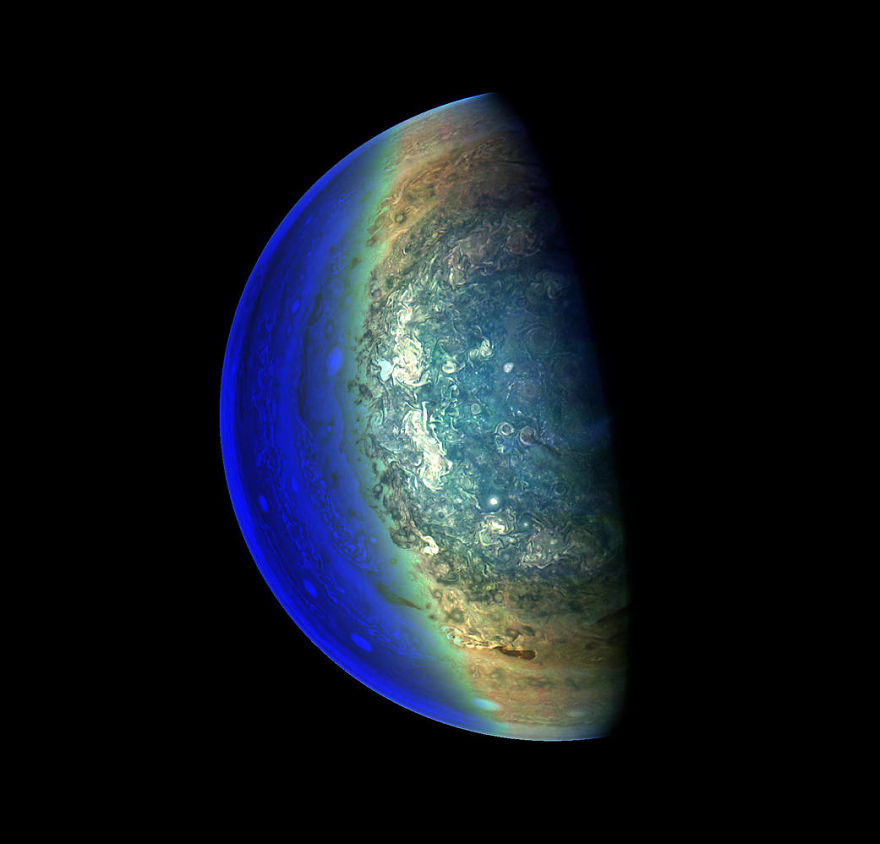 These New Photos of Jupiter Are Absolutely Surreal #7   Brain Berries