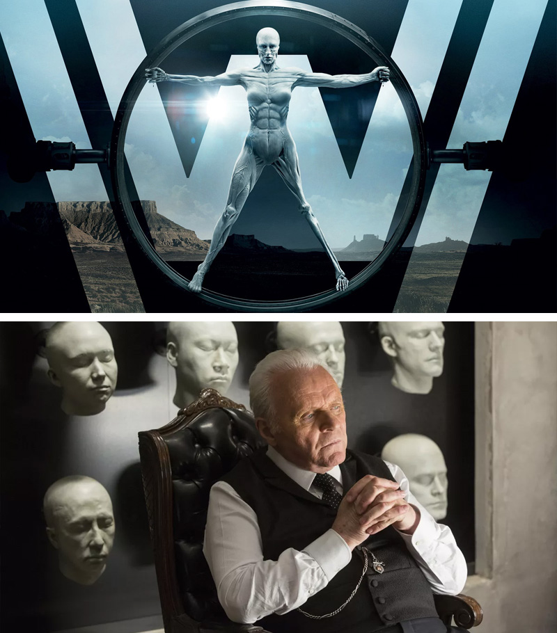 Westworld | 10 Visually Stunning Sci-Fi TV Shows You Need To Watch In 2020 | Zestradar