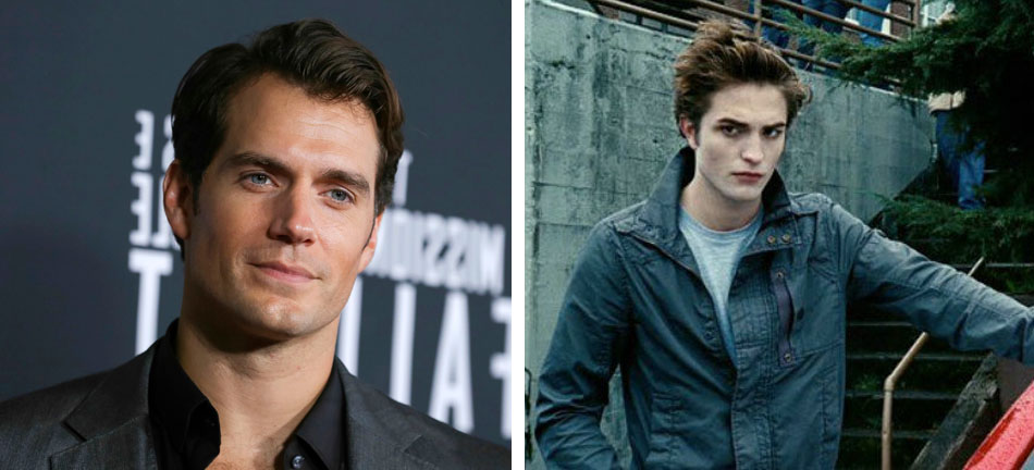 Henry Cavill – Edward Cullen | 10 Famous Movie Roles Almost Played By Other Actors | Zestradar