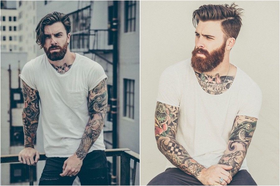 1. Beards Save Time | 6 Ways Growing A Beard Can Change Your Life | Brain Berries