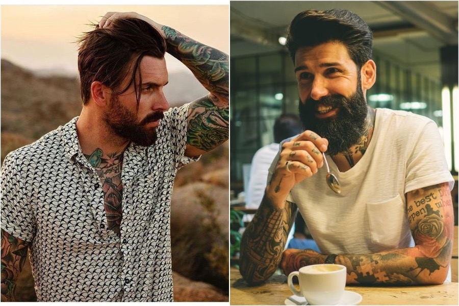 5. Beards Keep You Young | 6 Ways Growing A Beard Can Change Your Life | Brain Berries