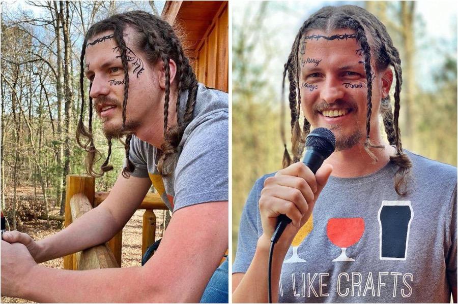 Post Malone | Australian Hair Stylist Does Her Boyfriend's Hair In Quarantine | Zestradar