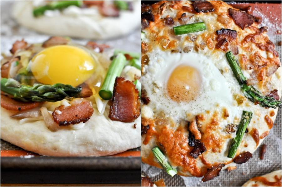 Breakfast Pizza | 10 Best Quick, Easy Breakfast & Dinner Ideas | Zestradar
