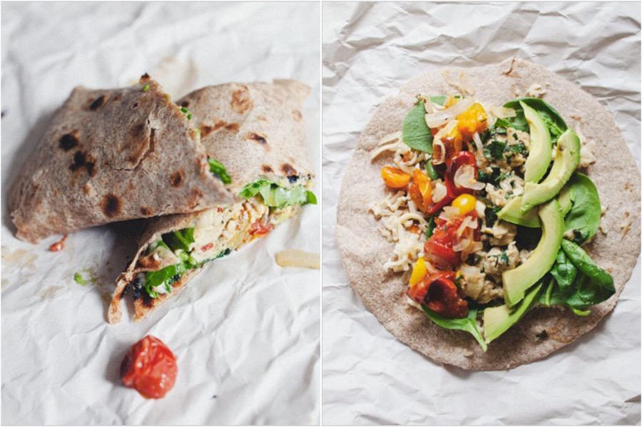 Breakfast Burritos | 10 Best Quick, Easy Breakfast & Dinner Ideas | Zestradar