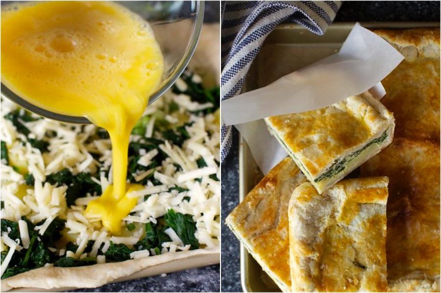 Breakfast Slab Pie | 10 Best Quick, Easy Breakfast & Dinner Ideas | Zestradar