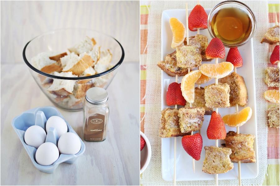 French Toast Bites | 10 Best Quick, Easy Breakfast & Dinner Ideas | Zestradar