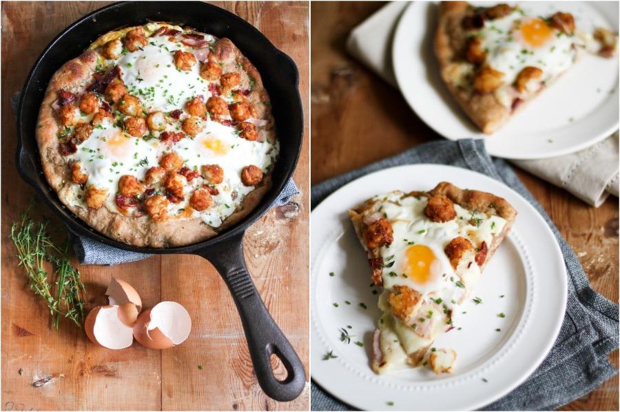 Tater Tot Pizza | 10 Best Quick, Easy Breakfast & Dinner Ideas | Zestradar
