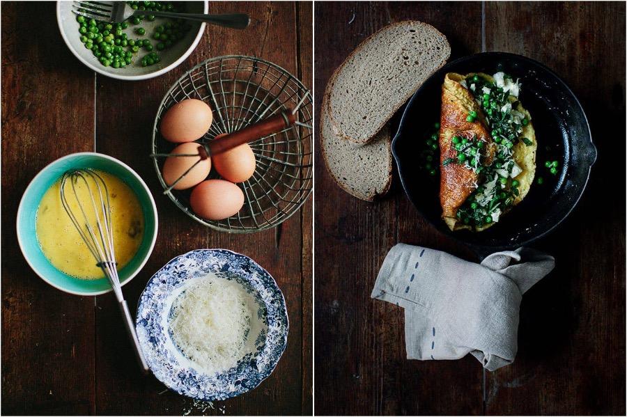 Green Omelette | 10 Best Quick, Easy Breakfast & Dinner Ideas | Zestradar