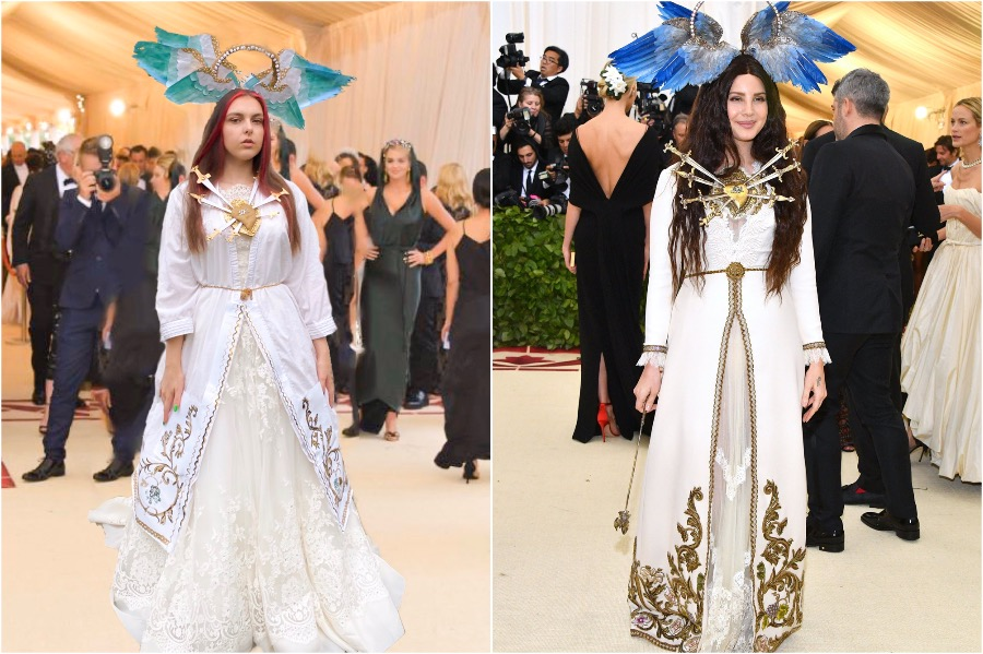 Lana Del Rey | People Who Slayed The Met Gala Challenge | Zestradar