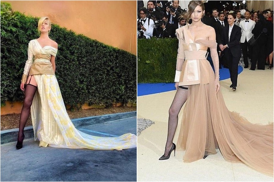 Gigi Hadid | People Who Slayed The Met Gala Challenge | Zestradar