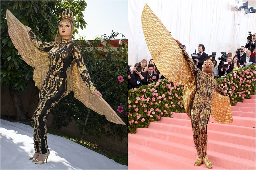 Billie Porter | People Who Slayed The Met Gala Challenge | Zestradar