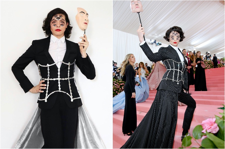 Ezra Miller | People Who Slayed The Met Gala Challenge | Zestradar