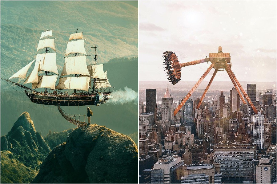 Surreal Photography That Will Blow Your Mind | Brain Berries