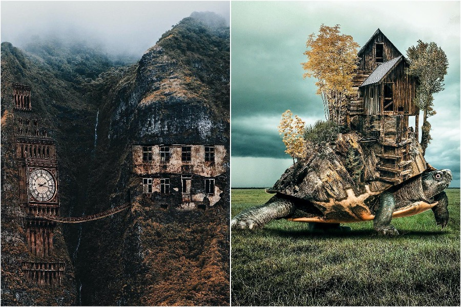 Surreal Photography That Will Blow Your Mind #4 | Brain Berries