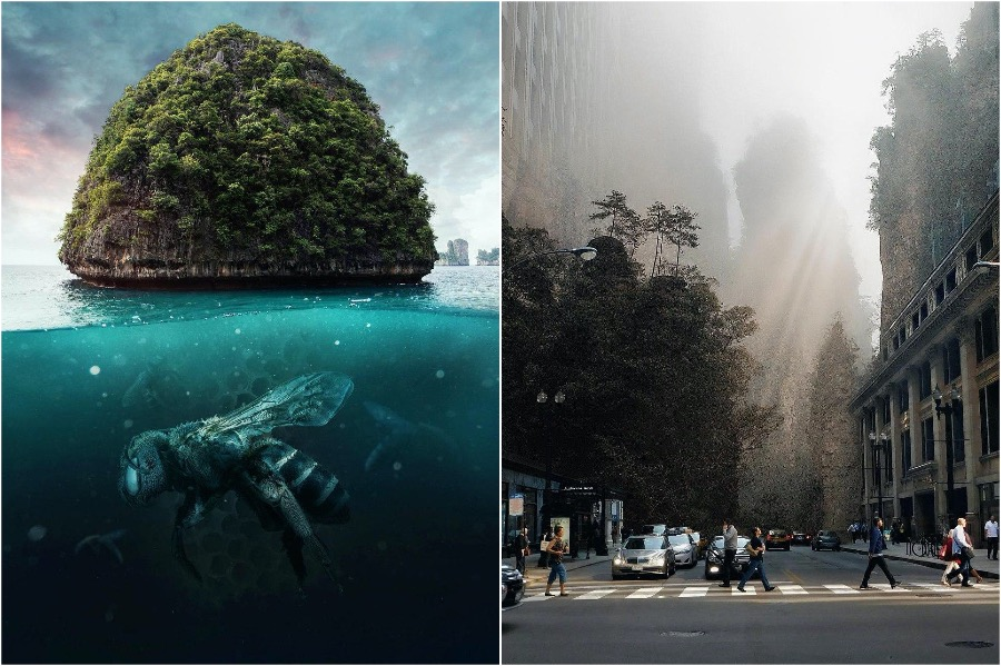 Surreal Photography That Will Blow Your Mind #8 | Brain Berries
