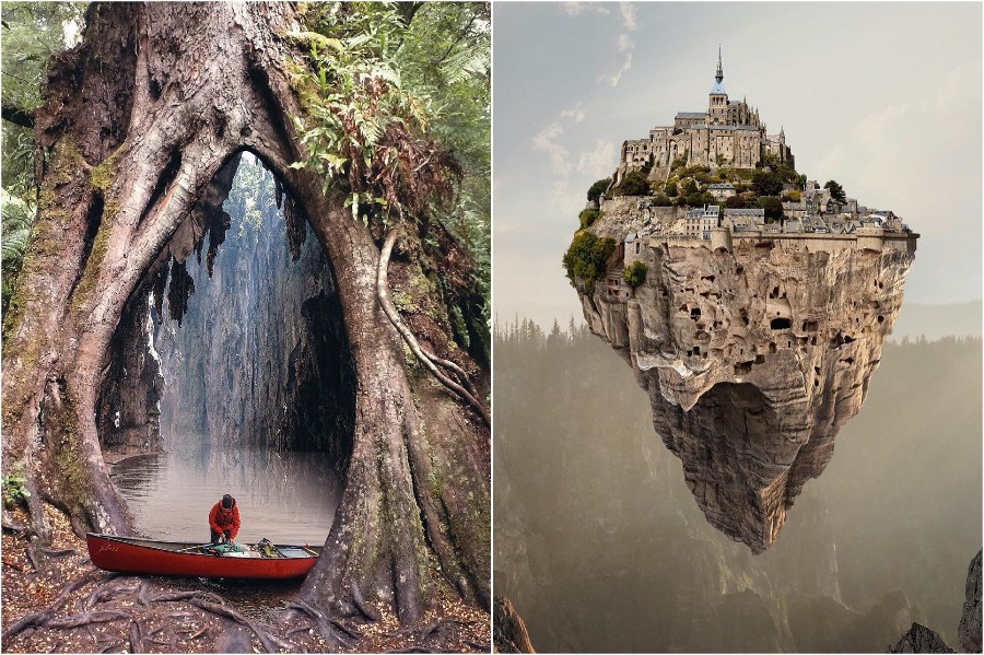 Surreal Photography That Will Blow Your Mind #9 | Brain Berries