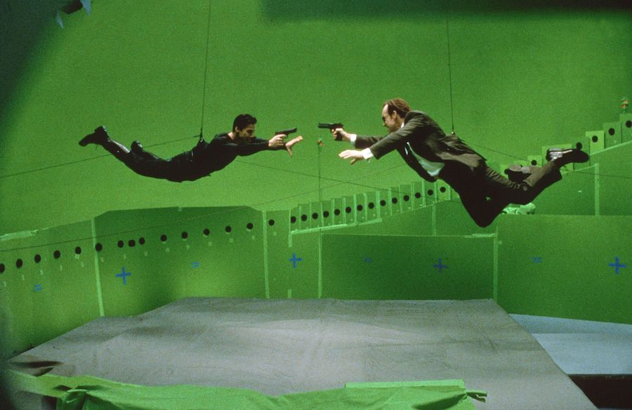 The Matrix | This Is What Your Favourite Movies Look Like Before Editing | Zestradar