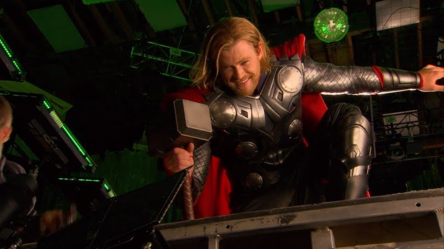 Thor | This Is What Your Favourite Movies Look Like Before Editing | Zestradar