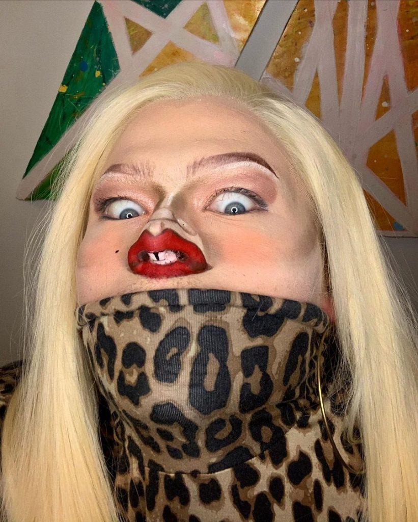 #15 | Челлендж Макияж «Крошечное Лицо» набирает обороты | Zestradar