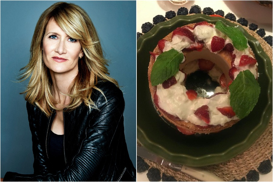 Laura Dern | What Are Hollywood Celebs Cooking On Quarantine | Zestradar