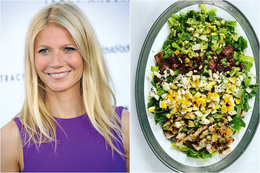 Gwyneth Paltrow | What Are Hollywood Celebs Cooking On Quarantine | Zestradar