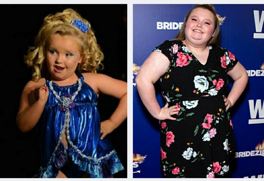 Алана Томсон | Как выглядят королевы детских конкурсов красоты став взрослыми | Zestradar