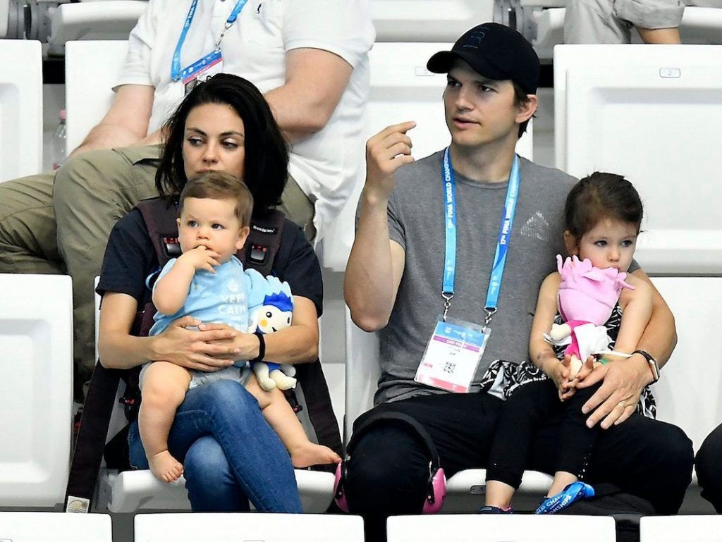 Ashton Kutcher | 8 Wealthy Celebs Who Will Leave Their Kids Without Fortune | Zestradar