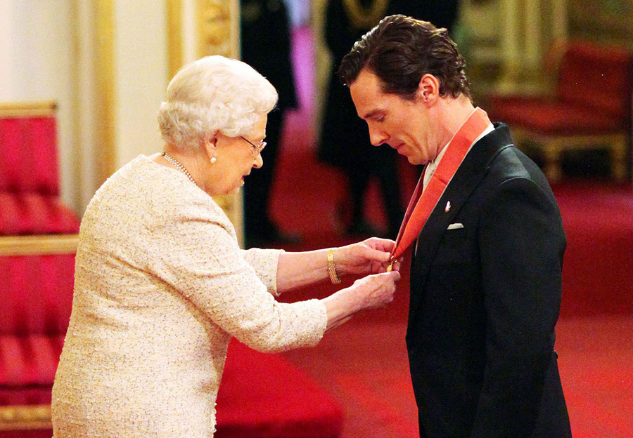 Benedict Cumberbatch | 8 Movie Superheroes Who Are Also Heroes In Real Life | Zestradar