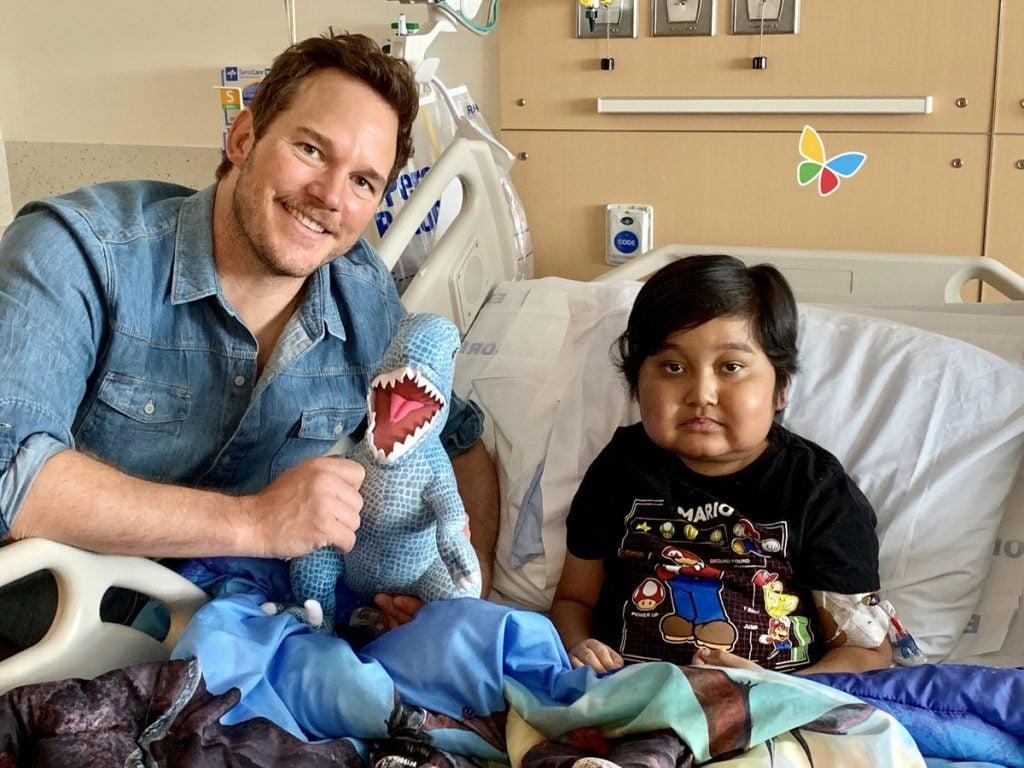 Chris Pratt | 8 Movie Superheroes Who Are Also Heroes In Real Life | Zestradar