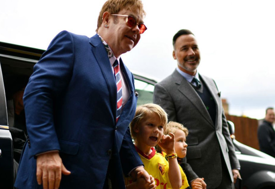 Elton John | 8 Wealthy Celebs Who Will Leave Their Kids Without Fortune | Zestradar