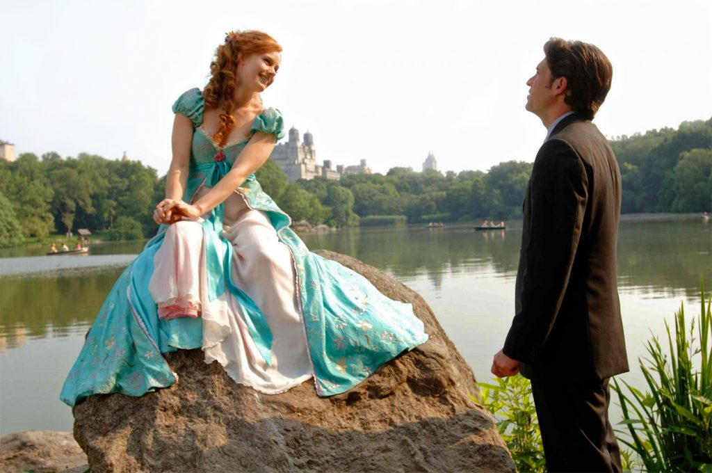Enchanted (2007) | 10 Best and Worst Fantasy Movies Ever Made | Zestradar