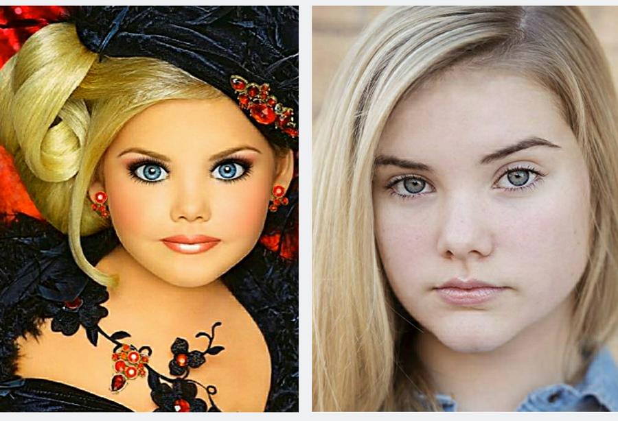 Иден Вуд | Как выглядят королевы детских конкурсов красоты став взрослыми | Zestradar