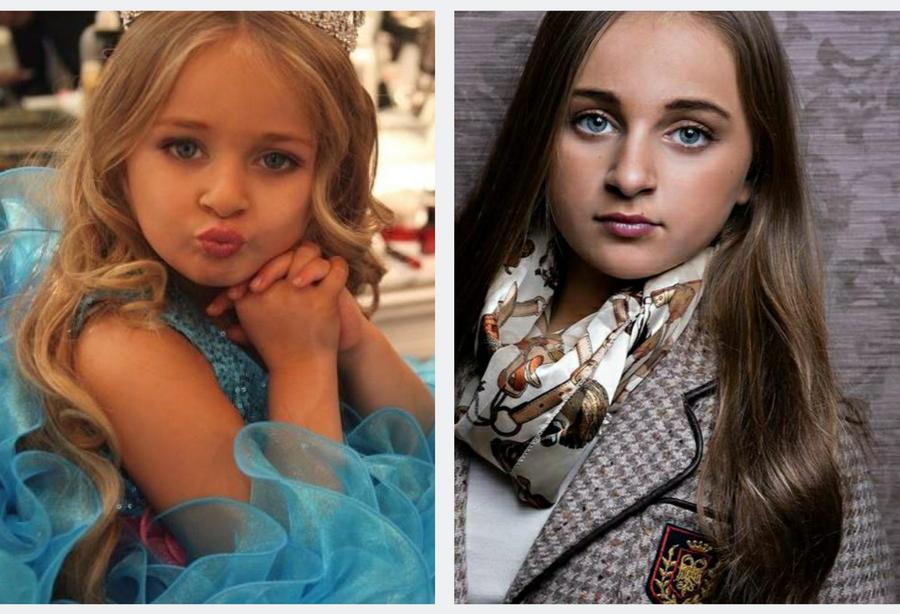 Изабелла Барретт | Как выглядят королевы детских конкурсов красоты став взрослыми | Zestradar