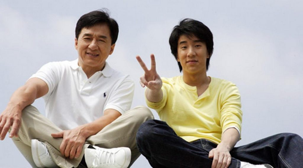 Jackie Chan | 8 Wealthy Celebs Who Will Leave Their Kids Without Fortune | Zestradar