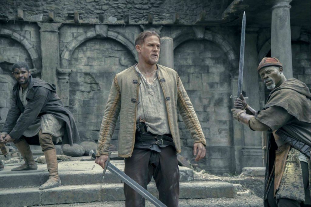 King Arthur: Legend Of The Sword (2017) | 10 Best and Worst Fantasy Movies Ever Made | Zestradar