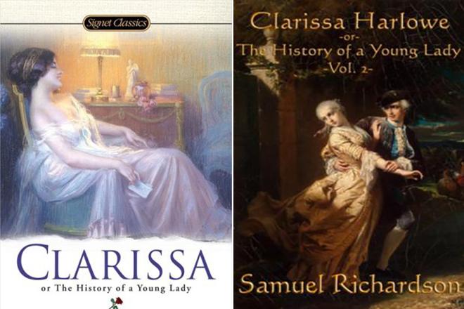Кларисса, или История юной леди   Топ-10 самых длинных романов в литературе   Zestradar
