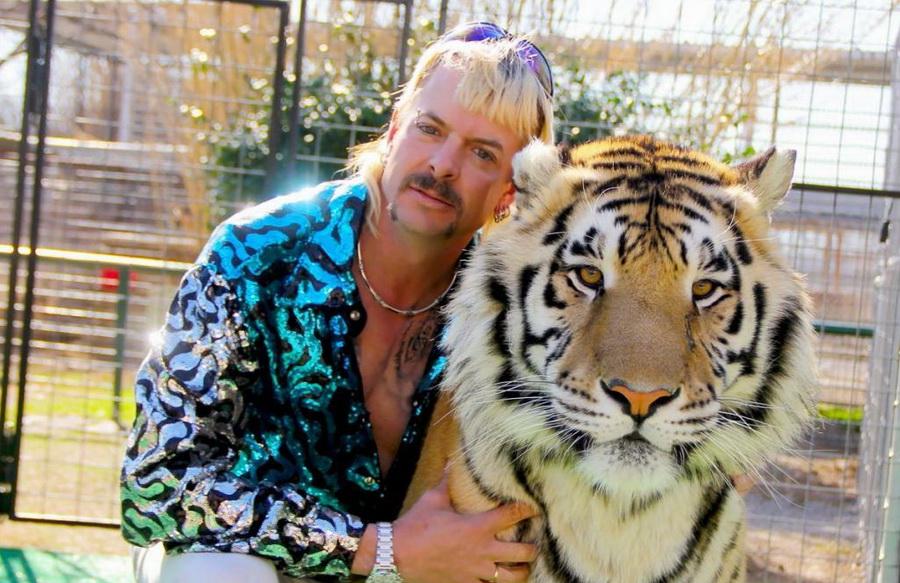 Король тигров | 8 лучших новых сериалов начала года | Zestradar