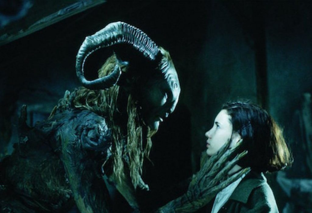 Pan's Labyrinth (2006) | 10 Best and Worst Fantasy Movies Ever Made | Zestradar