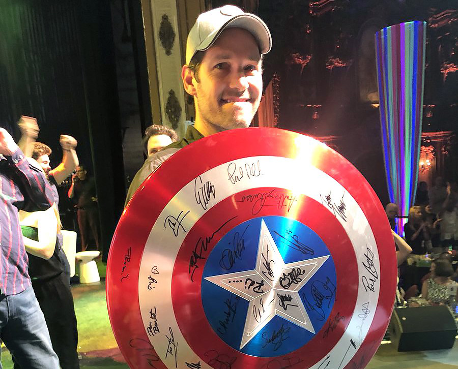 Paul Rudd | 8 Movie Superheroes Who Are Also Heroes In Real Life | Zestradar