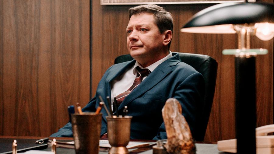 Последний министр | 8 лучших новых сериалов начала года | Zestradar