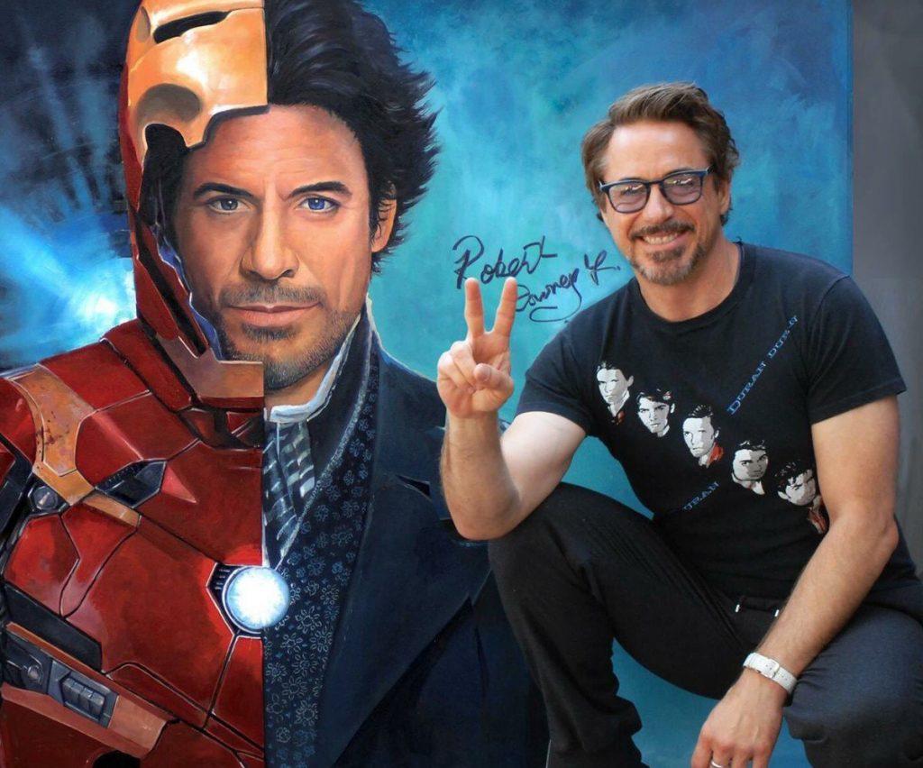 Robert Downey, Jr. | 8 Movie Superheroes Who Are Also Heroes In Real Life | Zestradar